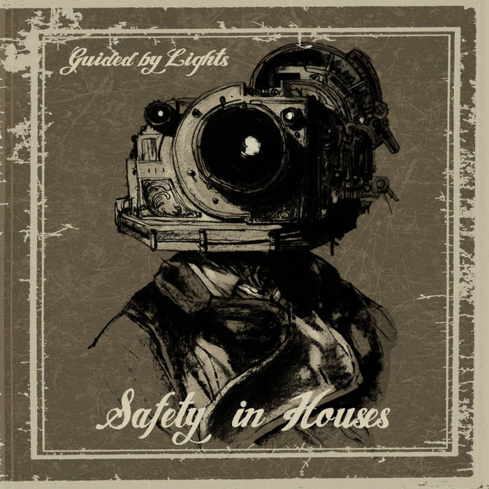 Safety in houses cover art