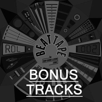 Rapohnelizenz Beat Tape Vol.2 Bonus Tracks cover art