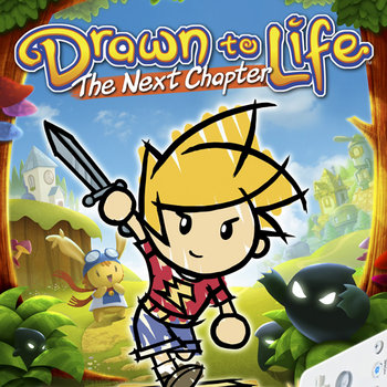 Drawn to Life: The Next Chapter UST cover art