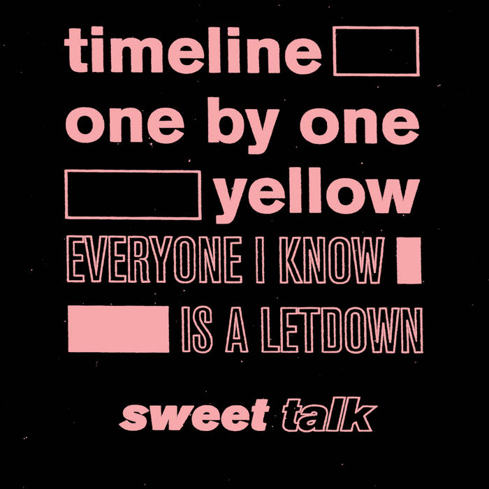 everyone i know is a letdown cover art