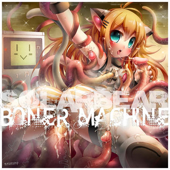 Boner Machine cover art