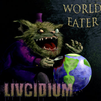 World Eater cover art
