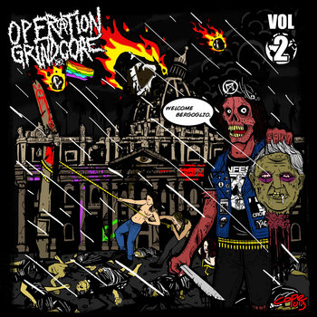 Operation Grindcore Vol. II cover art