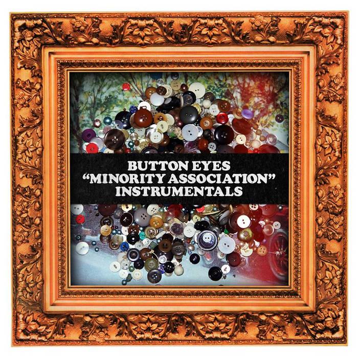 """""""Minority Association"""" Instrumentals cover art"""