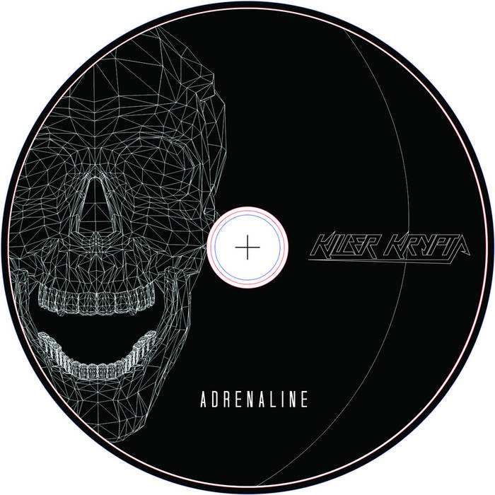 Adrenaline cover art