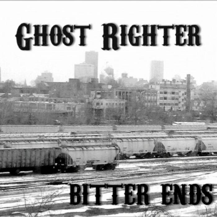 Bitter Ends cover art