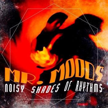 Noisy Shades Of Rhythms (ep) cover art