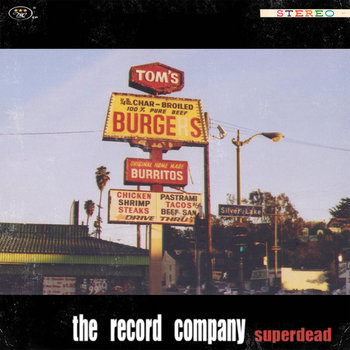 Superdead cover art