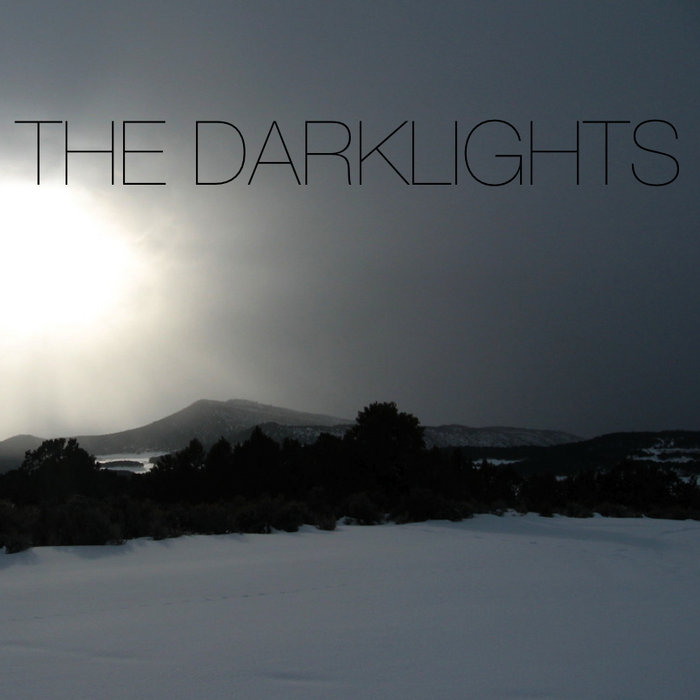 The DARKLIGHTS EP cover art