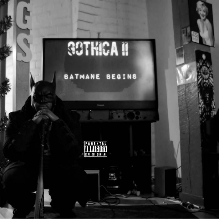 Gothica II: Batmane Begins! cover art