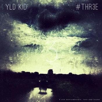 #THR3E cover art