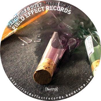 Happo EP #4 cover art