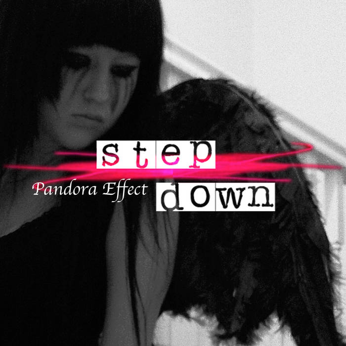 Pandora Effect EP cover art