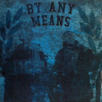 BY ANY MEANS - (EP/Demos 2010) cover art