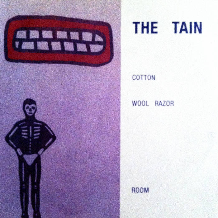 Cotton Wool Razor Room cover art