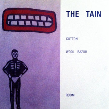 Cotton Wool Razor Room cover art