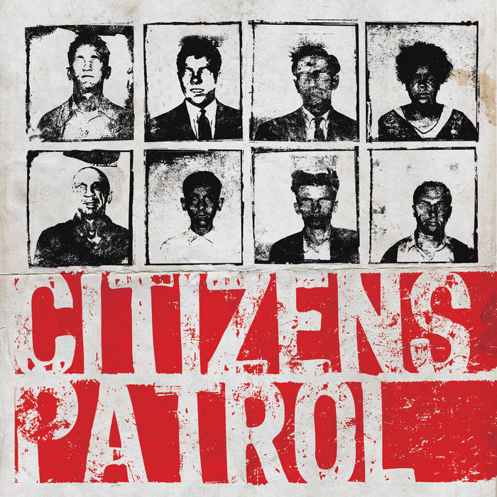 Citizens Patrol cover art