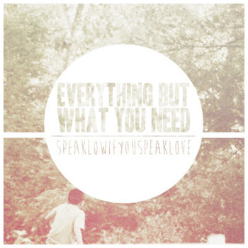 Everything But What You Need cover art