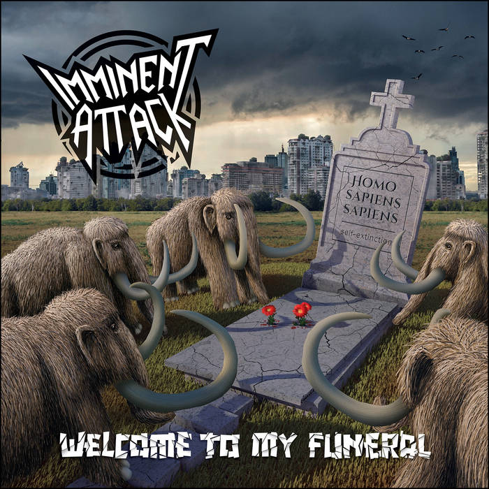 Welcome to my Funeral cover art