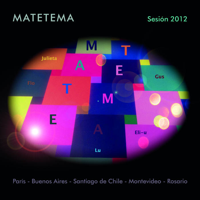 MATETEMA 2012 cover art