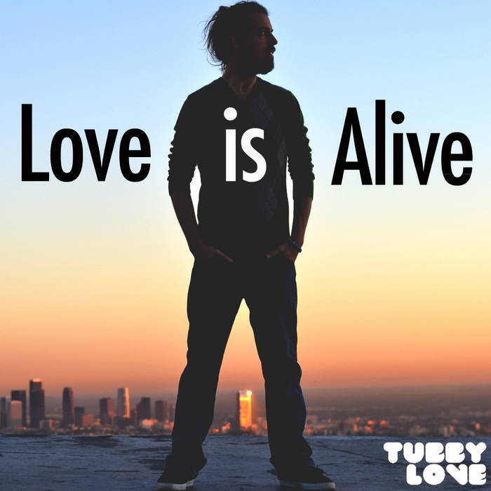 Love is Alive cover art