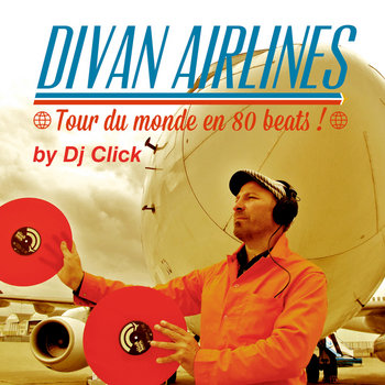 Divan Airlines, Tour du monde en 80 beats cover art