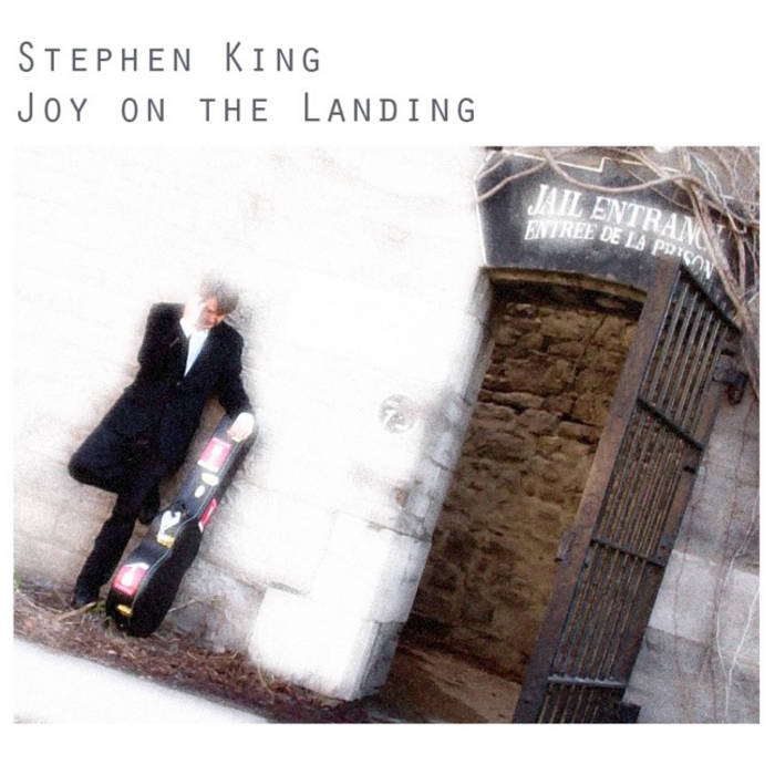 Joy on the Landing cover art