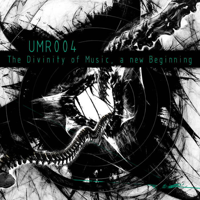 UMR004 The Divinity of Music, a new Beginning cover art