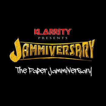 Jammiversary: The Paper Jammiversary cover art