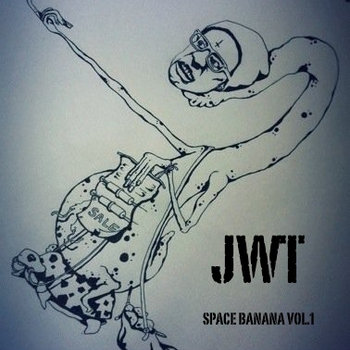 Space Banana Vol.1 cover art