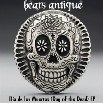 Día de los Muertos (Day of the Dead) EP cover art
