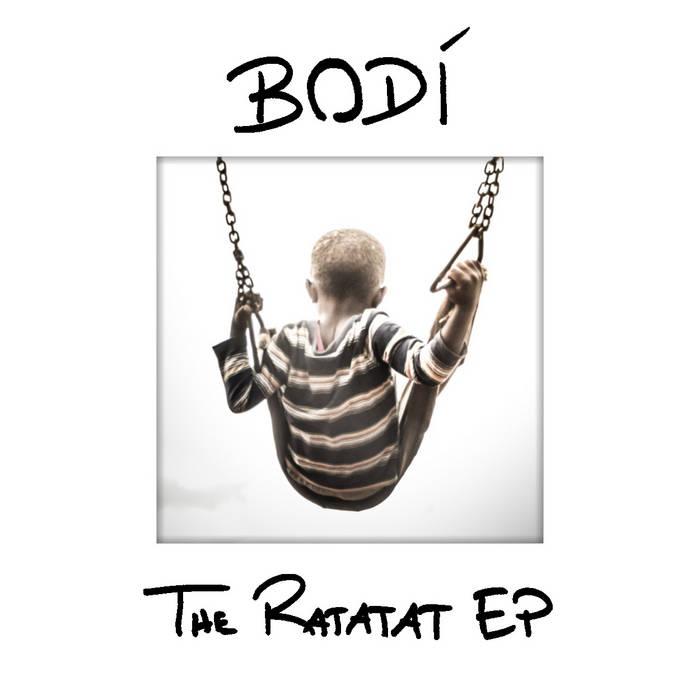 The Ratatat EP cover art