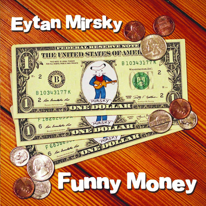 Funny Money cover art