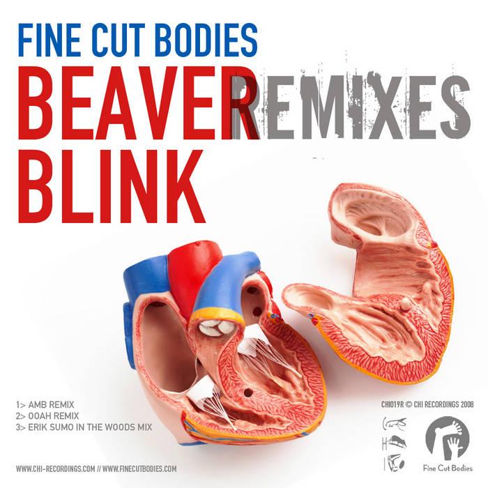 Beaver Blink Remixes cover art