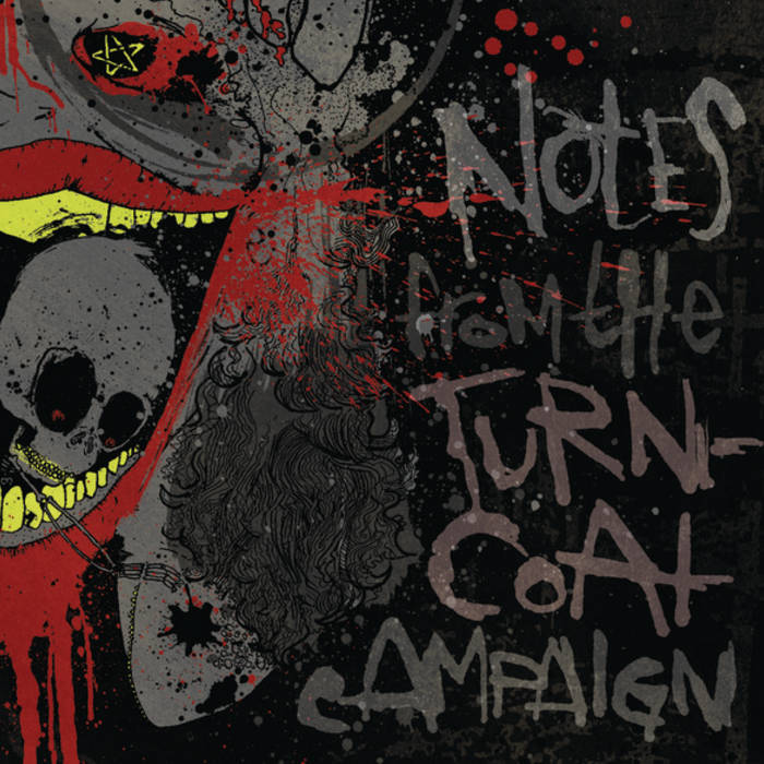 Notes From the Turncoat Campaign cover art