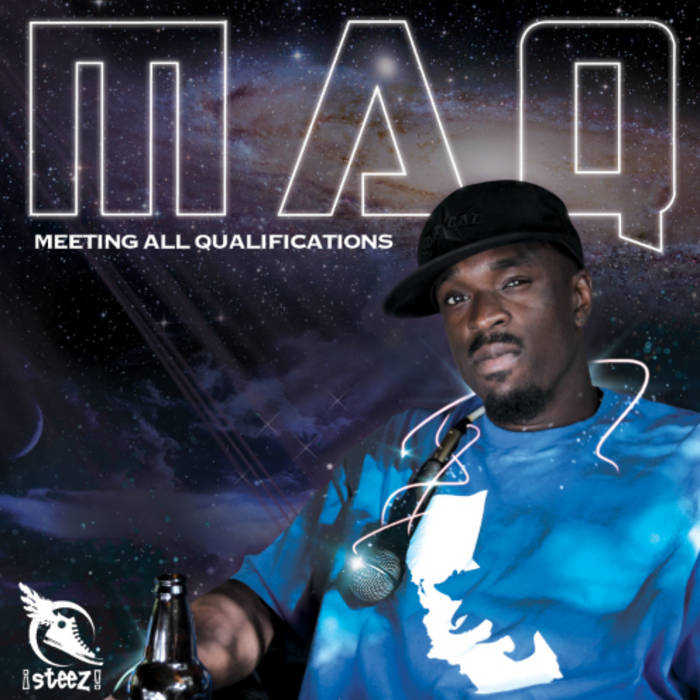 """ Meeting ALL Qualifications "" cover art"