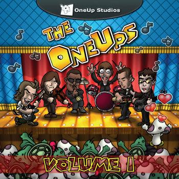 Volume 1 cover art
