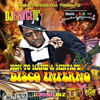 How To Make A Mixtape Vol.2 - Disco Inferno cover art