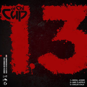 Cup Of Chi Volume 13. cover art