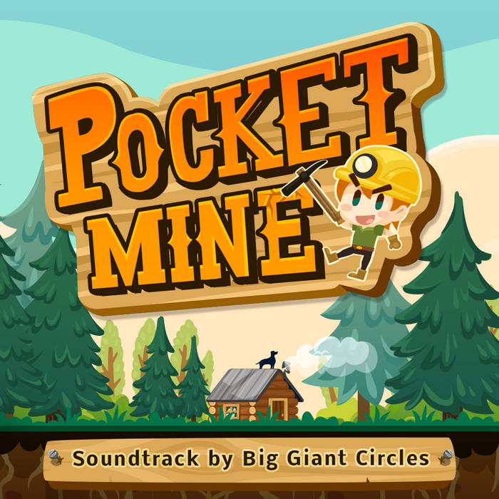 Pocket Mine Soundtrack cover art