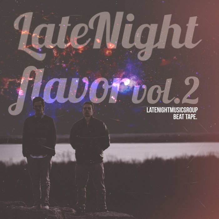 LateNight Flavor Vol.2 cover art