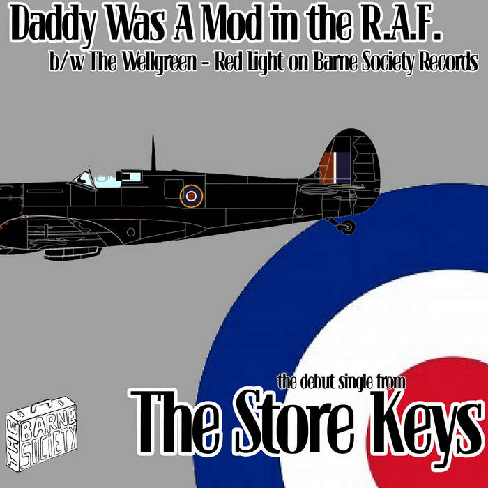 Daddy was a Mod in the R.A.F cover art