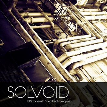 SOLVOID EP2 cover art
