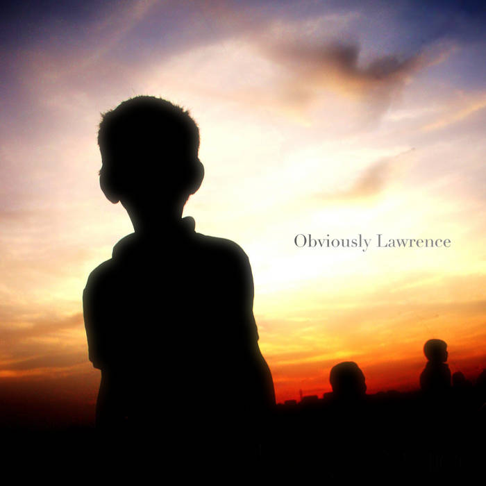 Obviously Lawrence cover art