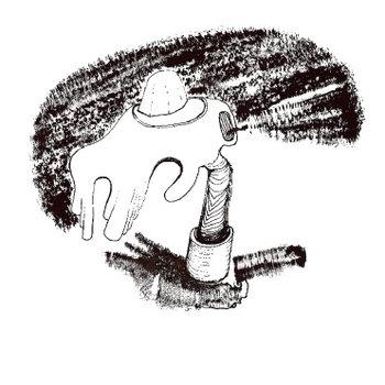 Drawings cover art