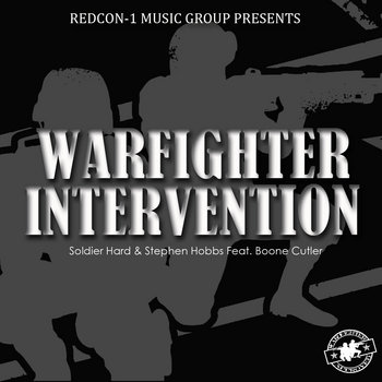 Warfighter Intervention feat Boone Cutler cover art