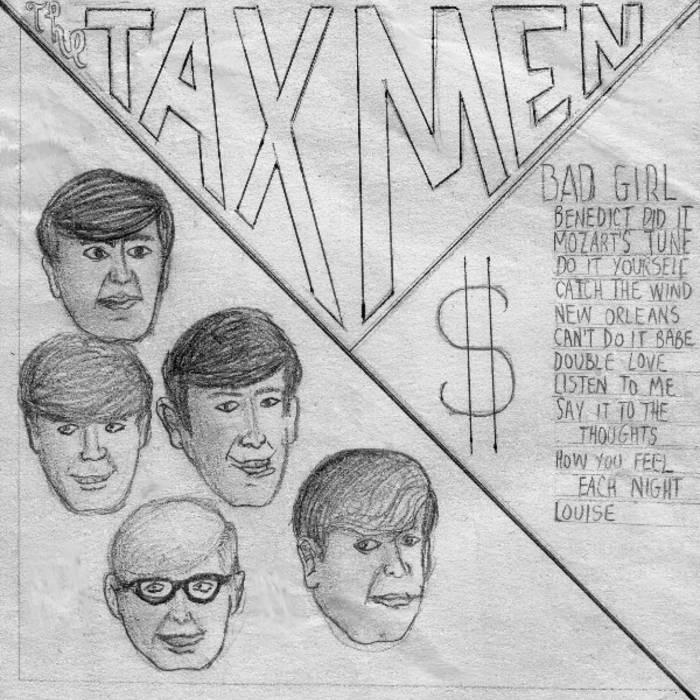 The Taxmen - 1999 Reunion cover art