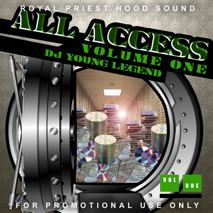 ALL ACCESS MIXTAPE cover art