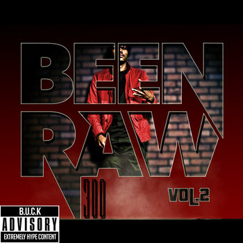 Been Raw Vol.2 cover art