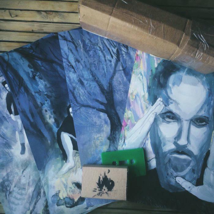 Кривда / Зарница split tape cover art